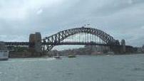 """Illustrations du pont """"Harbour Bridge"""" à Sydney"""