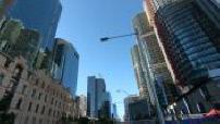Illustration de différents quartiers de Sydney