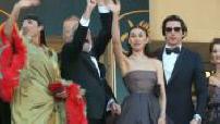 """Festival de Cannes 2018 : Montée des marches du film """"The man who killed Don Quixote"""" partie 2"""