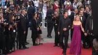 """Festival de Cannes : montée des marches équipe du film """"La Princesse de Montpensier"""" (2)"""