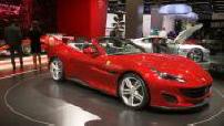 Frankfurt Motor Show sports news