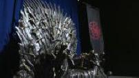 The exhibition in Paris Game of Thrones