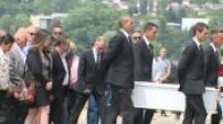 Funeral Maëlys, 9 months after his murder