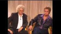 """Interview Jean Jacques Annaud et Brad Pitt pour le film """"7 ans au Tibet"""""""