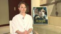 """Interview with Diane Rouxel and Hélène Fillières """"Volunteer"""""""