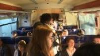 Illustration users SNCF: journey home - work