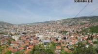Postcard Sarajevo and its univertisté