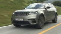 Test Land Rover Range Rover Velar
