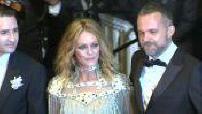 Cannes the return of Vanessa Paradis
