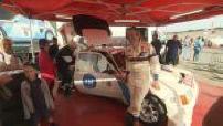 Les Grandes Heures Automobiles (3/4) : pits, ITW Sébastien Loeb, ITW Bruno Saby