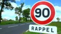 Mag : La polémique du passage à 80 km/h sur le réseau routier secondaire