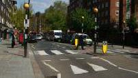 Scenes de rues à Londres