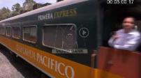 "On the train ""El Chepe"" in Mexico"