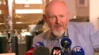 Case Daval: Me press conference Jean-Marc Florand