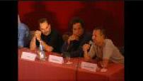 Festival de Deauville 2001 : plage, colloque et ITW