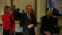 Primaries left: François de Rugy at his headquarters December 16, 2016