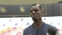 Ligue des Nations : ITW des Bleus après leur match contre l'Allemagne