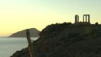 Cartes postales de Grèce : Attique, Dionysos