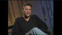 "Interview Jean Claude Van Damme in the movie ""Timecop"""