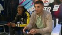 """Jeu vidéo : lancement de """"FIFA 19"""" à l'U Arena de Nanterre"""