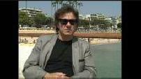 """Interviews d'Harvey Keitel et de Tim Roth pour le présentation à Cannes de """"Reservoir Dogs"""""""