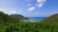Plateau Saint Martin Island, a paradise with two faces