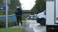 anti terrorist operation in the Zahra Center France