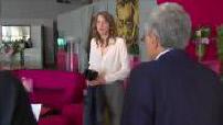Festival de Cannes 2014 : Adèle Haenel et Guillaume Canet arrivent pour l'interview