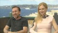 """Interview Nicole Kidman et Tim Roth pour le film """"Grace de Monaco"""""""