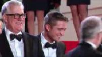 """Festival de Cannes 2014 : Montée des marches pour le film """"The Rover"""""""