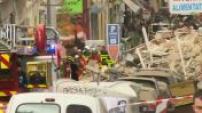 Effondrement de 2 immeubles à Marseille