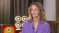 "Music: Vanessa Paradis interview for ""Les Sources"""