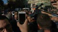Sarkozy visits Nice to inaugurate the Allées Pasqua and Seguin!