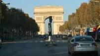 Le renouveau des Champs-Elysées