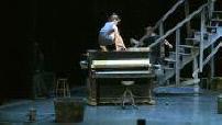 """Spectacle """"Saloon"""" du cirque Eloize à la maison de la danse à Lyon partie 1"""