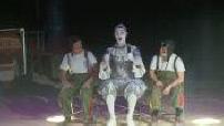 Le cirque Pinder partie 1
