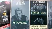 Interview and Concert M Pokora Colmar Wine Fair for 2