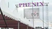 Festival mondial du cirque de demain : illustration du chapiteau du cirque Phenix