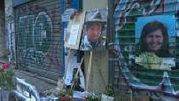 Hommage aux victimes de l'effondrement d'immeuble à Marseille