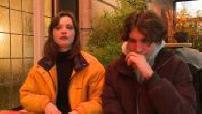 "Interview de ""The Pirouettes"""