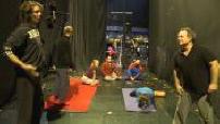 Mag - Cirque Plume : répétitions artistes et fanfare