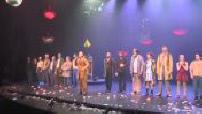 Mag - Cirque Plume : extrait et fin du spectacle (autre angle)