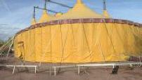Mag - Cirque Plume : chapiteau et répétition