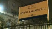Illustrations de l'hôpital Lariboisière