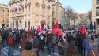 Effondrement d'immeubles à Marseille : rassemblement et conseil municipal