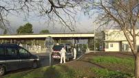Hérault: local Vinci Autoroutes burned the toll Bessan