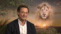 """Cinéma : interviews pour le film """"Mia et le lion blanc"""""""