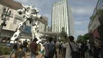 FIA Intercontinental Drifting Cup à Tokyo (05/06) : interviews de pilotes, animations, quartier d'Odaiba