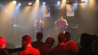 Eleven' en concert à la Boule Noire