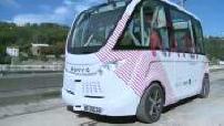 Lyon : mise en circulation de NAVLY le bus autonome